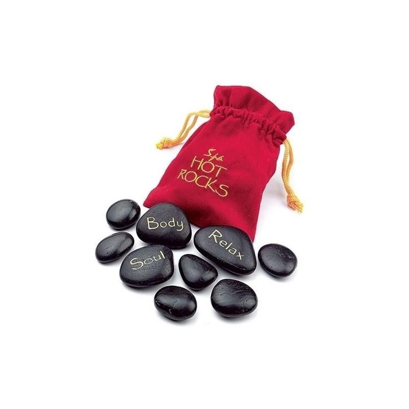 Horké kameny, horké masážní kameny nebo také Lávové kameny - skvělý dárek pro Vás i pro partnera