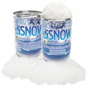 Instantní sníh plechovka