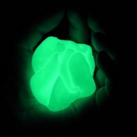 Inteligentní plastelína svítící