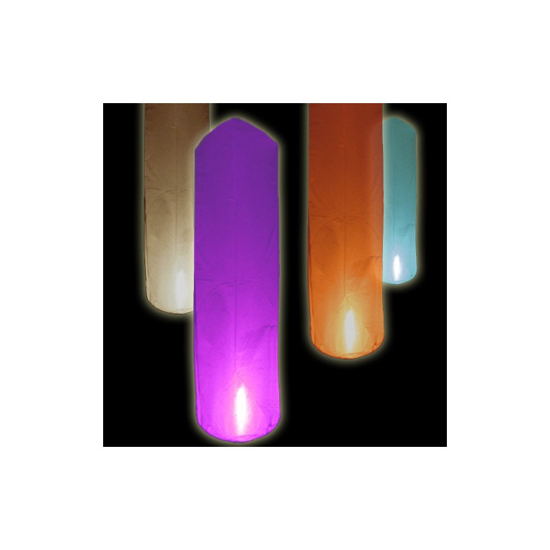 Lampion přání - vysoká věž