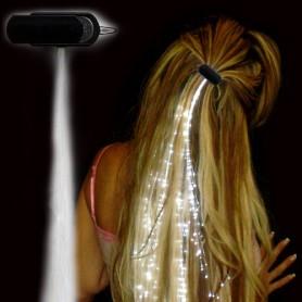 Světýlka do vlasů na sponě