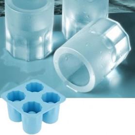 Silikonové ledové panáky 4 ks
