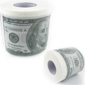 Dolarový toaletní papír