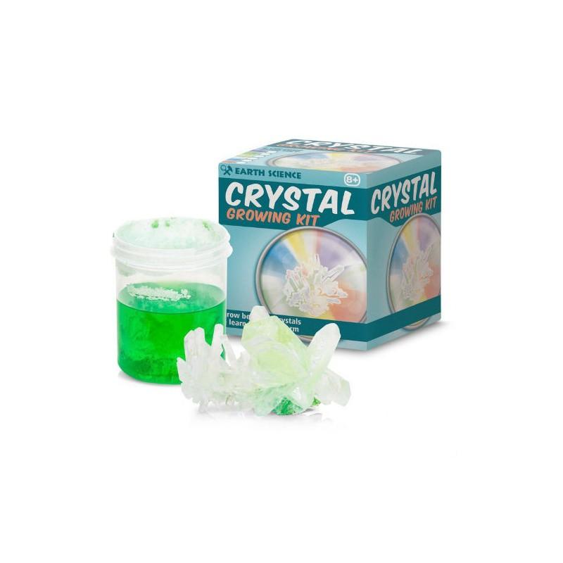 Sada pro pěstování krystalů