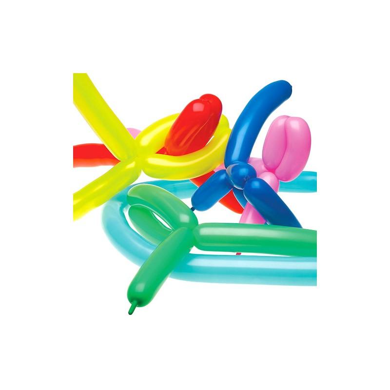 tvarovací balonky