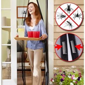 Samozavírací závěs proti hmyzu