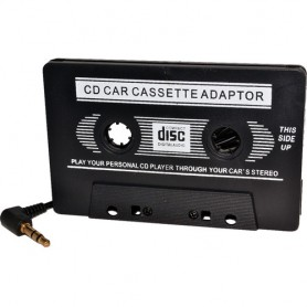 Adaptér mezi MP3 přehrávač a kazetový přehrávač