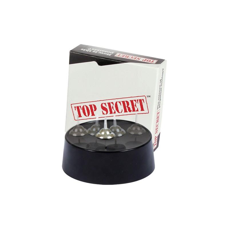 TOP SECRET - Přísně tajné! - nejzáhadnější káča na světě