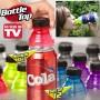 plechovková redukce - vytvoří lahev z nápojové plechovky