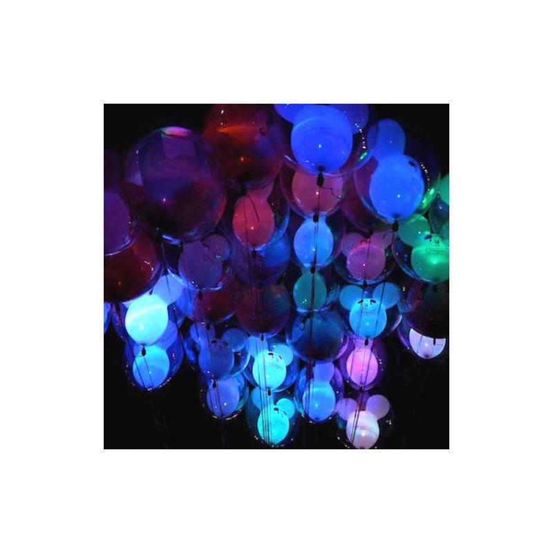 Svítící balonky ECONOMY