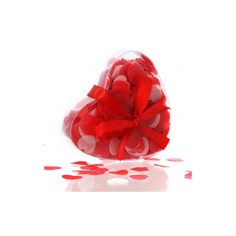 2v1 srdíčkové konfety
