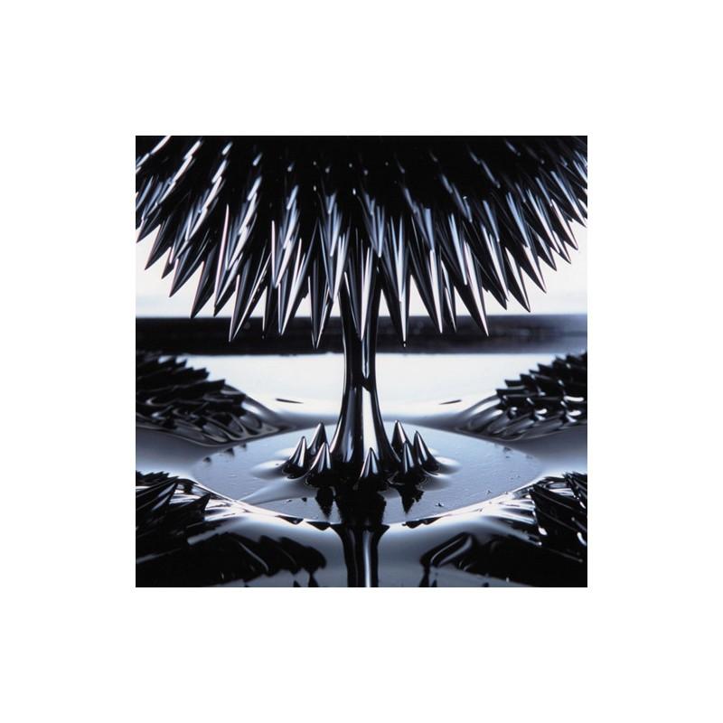 Magnetická tekutina FerroFluid - 100ml + 6-tidílná sada pro experimenty
