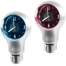 Žárovkové hodiny