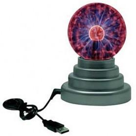 Magická plazma koule (14/8cm) s USB