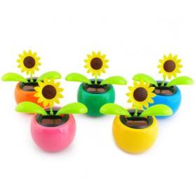 Solární květinka