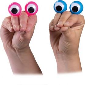 Oči na prsty