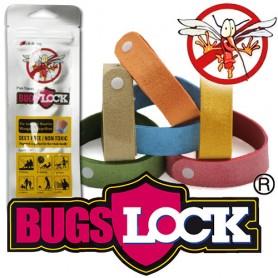 BugsLock - repelentní náramek proti komárům QUALITY PLUS