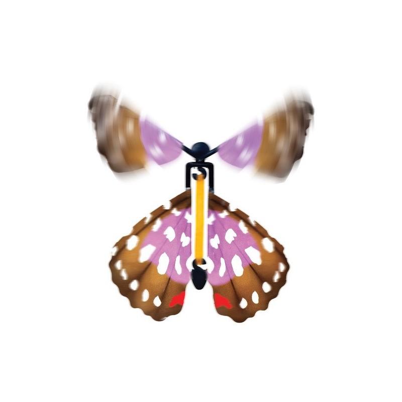 Mechanický létající motýl