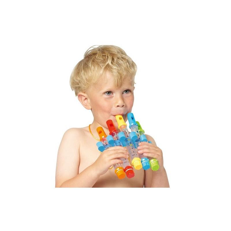 Vodní flétna - sada 5 kusů