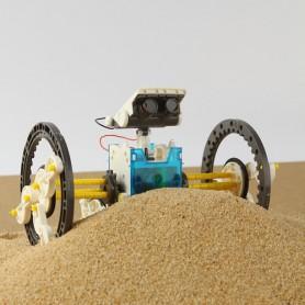 Solární stavebnice Solar Robot 14v1