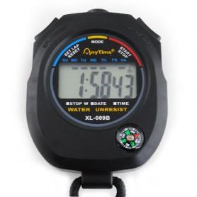Digitální stopky s kompasem
