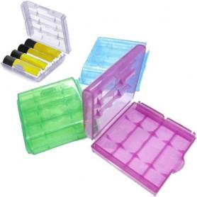 Krabička na 4 kusy AA/AAA baterií