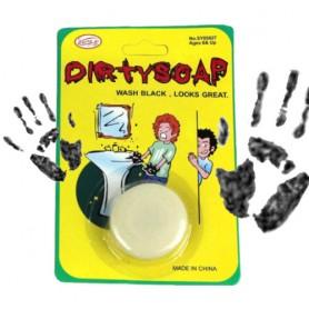 Žertovné špinící mýdlo