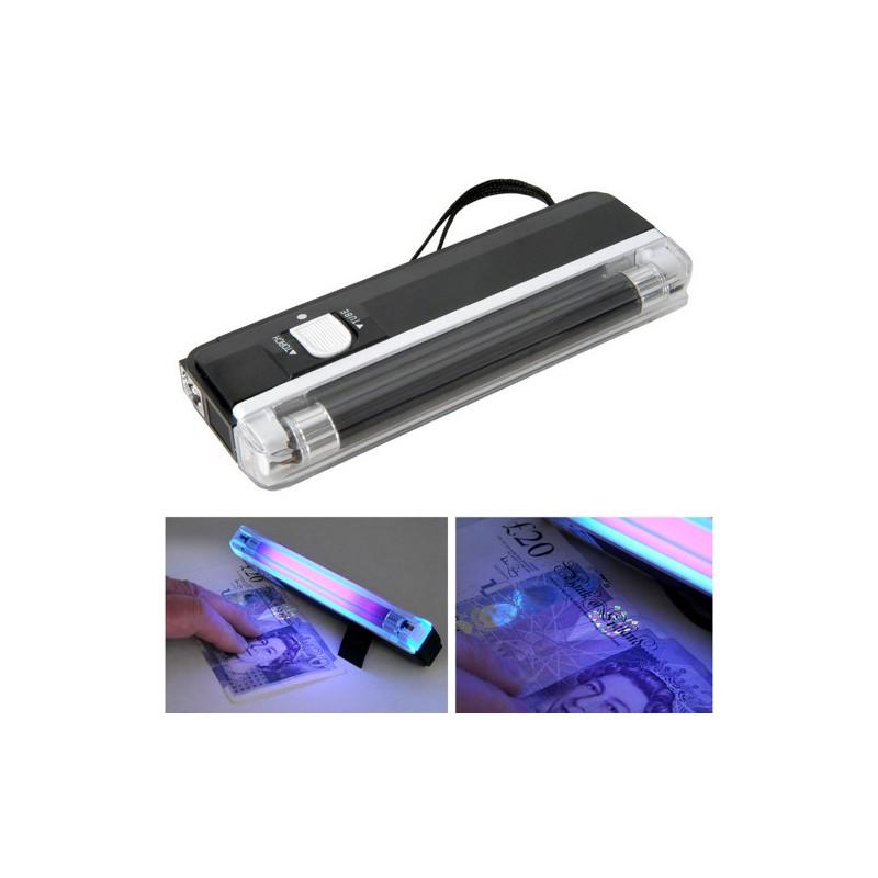 UV tester bankovek