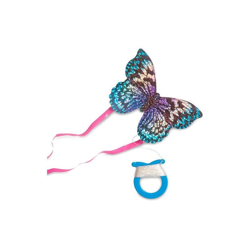Můj motýlí mazlíček