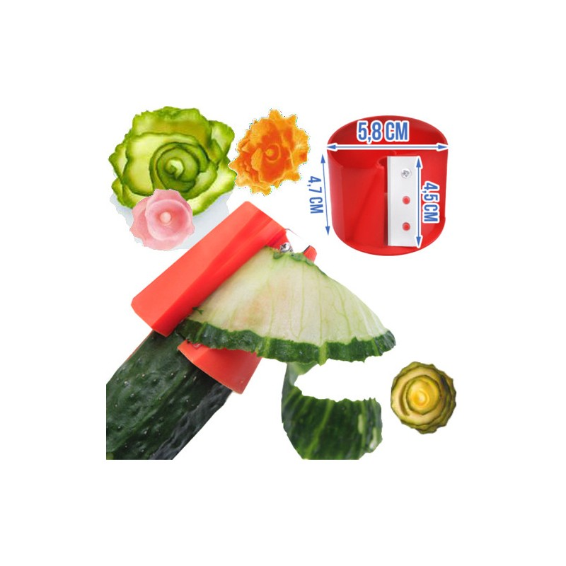 Ořezávátko zeleniny II.