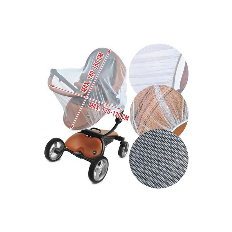 Moskytiéra na kočárek či vozík