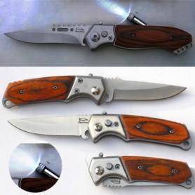 2v1 kapesní nůž a LED svítilna