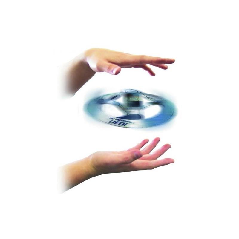 Mystery UFO v celofánu