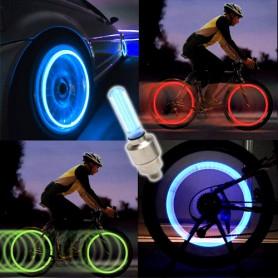 Svítící LED ventilek