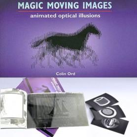 Kniha pohyblivých optických iluzí ECONOMY