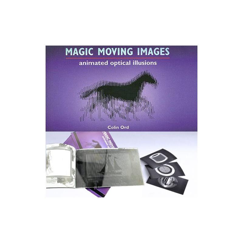 BAZAR: Kniha pohyblivých optických iluzí