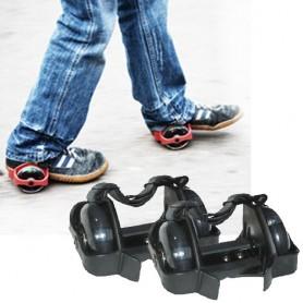 Připínací kolečka na boty