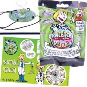 Science in a minute - Vědcem v minutě - Věda v minutě