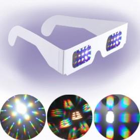 Party sada - Ohňostrojové brýle 10 ks