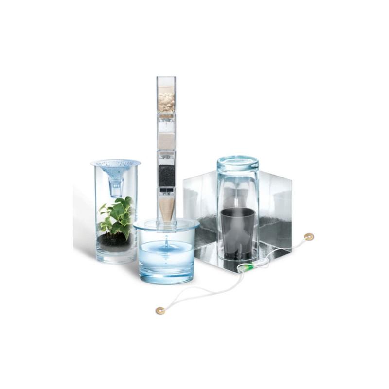 Věda čisté vody