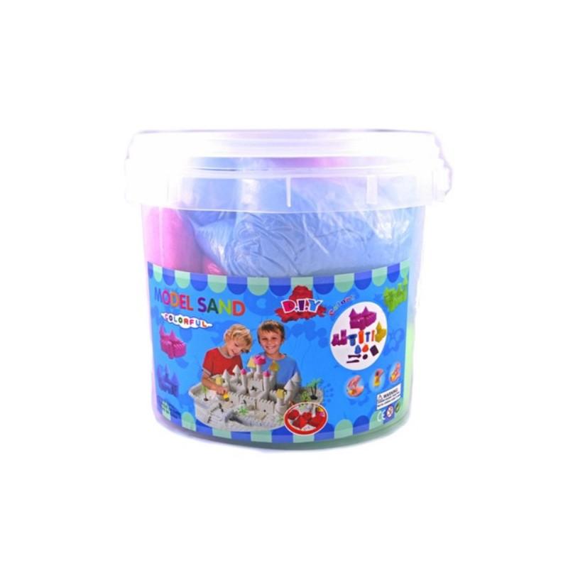 Tvarovací hydrofobní písek v kyblíku 2 kg