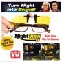 Klip na brýle pro řidiče na noční vidění