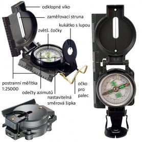 Taktický kompas II.