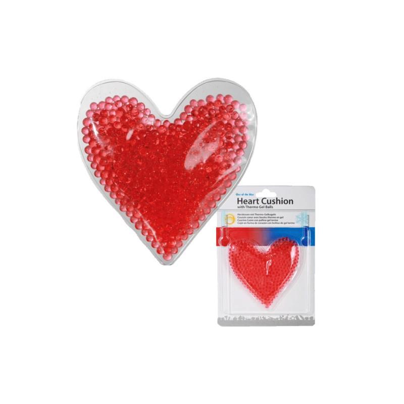 Srdce s termokuličkami