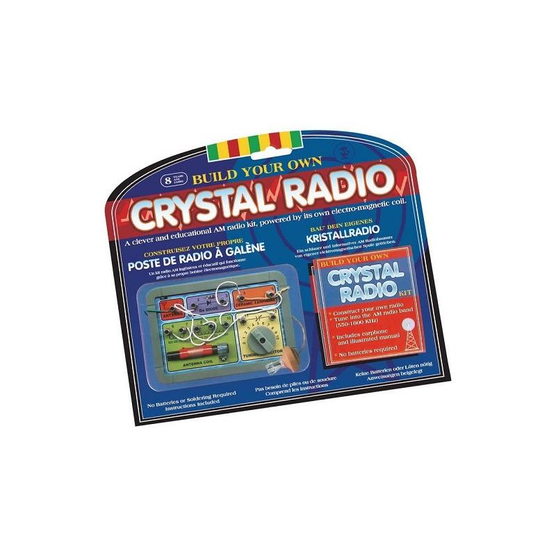 Krystalové rádio