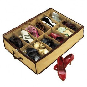 Organizér na boty Shoes Under - bez krabice