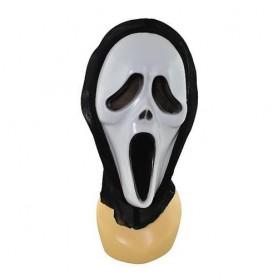 Maska vřískot s kapucí