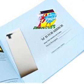 BAZAR: Kniha zrcadlových iluzí s angličtinou