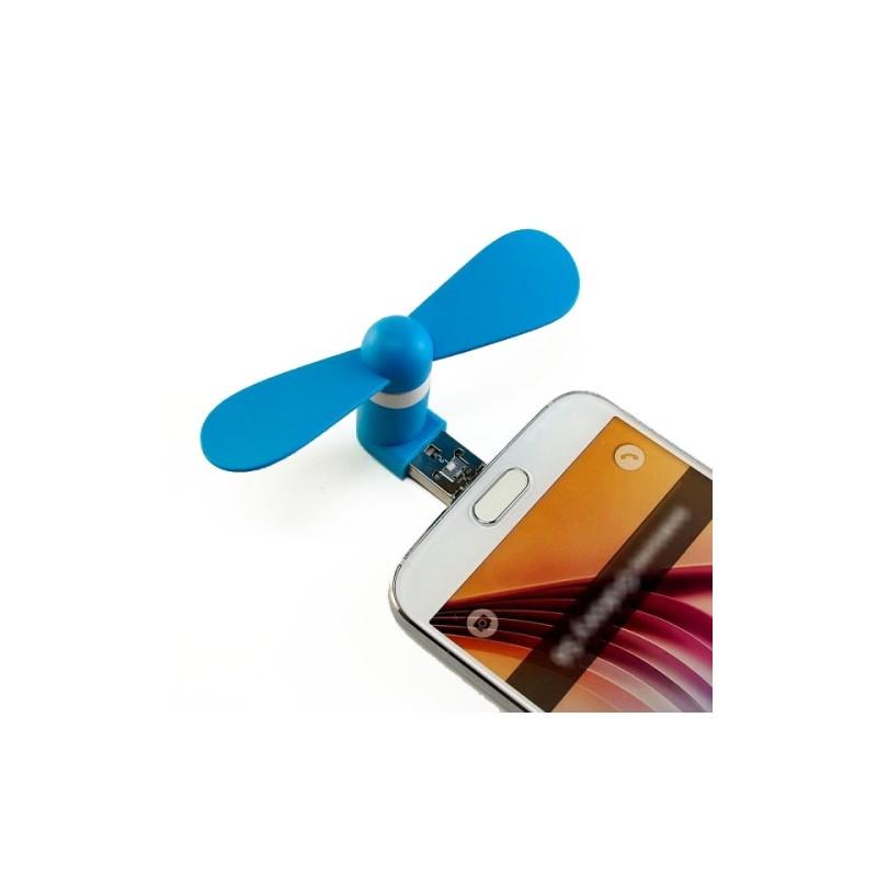 Větráček pro chytrý telefon