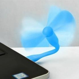 Větráček silikonový USB